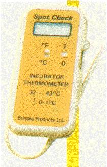 Brinsea Check Digital Thermometer