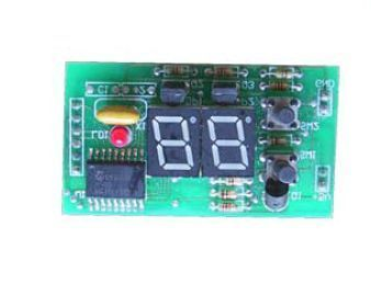 SIL 864 HT/AR/AT Turning Timer
